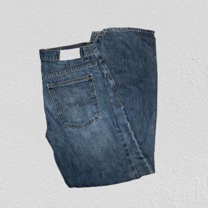 Vintage 1990s Calvin Klein Straight Jeans Size 32